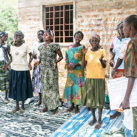 Women Against Violence Training